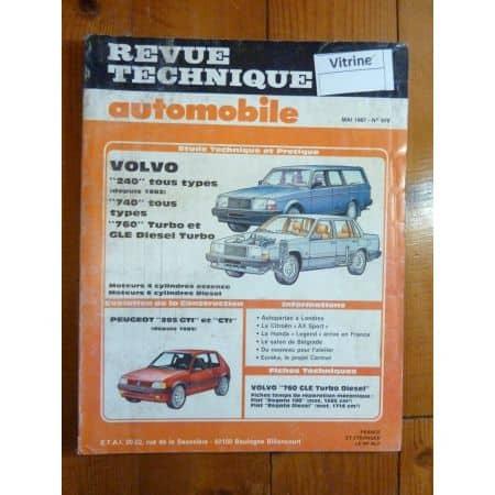 1990 volvo 740 repair manual