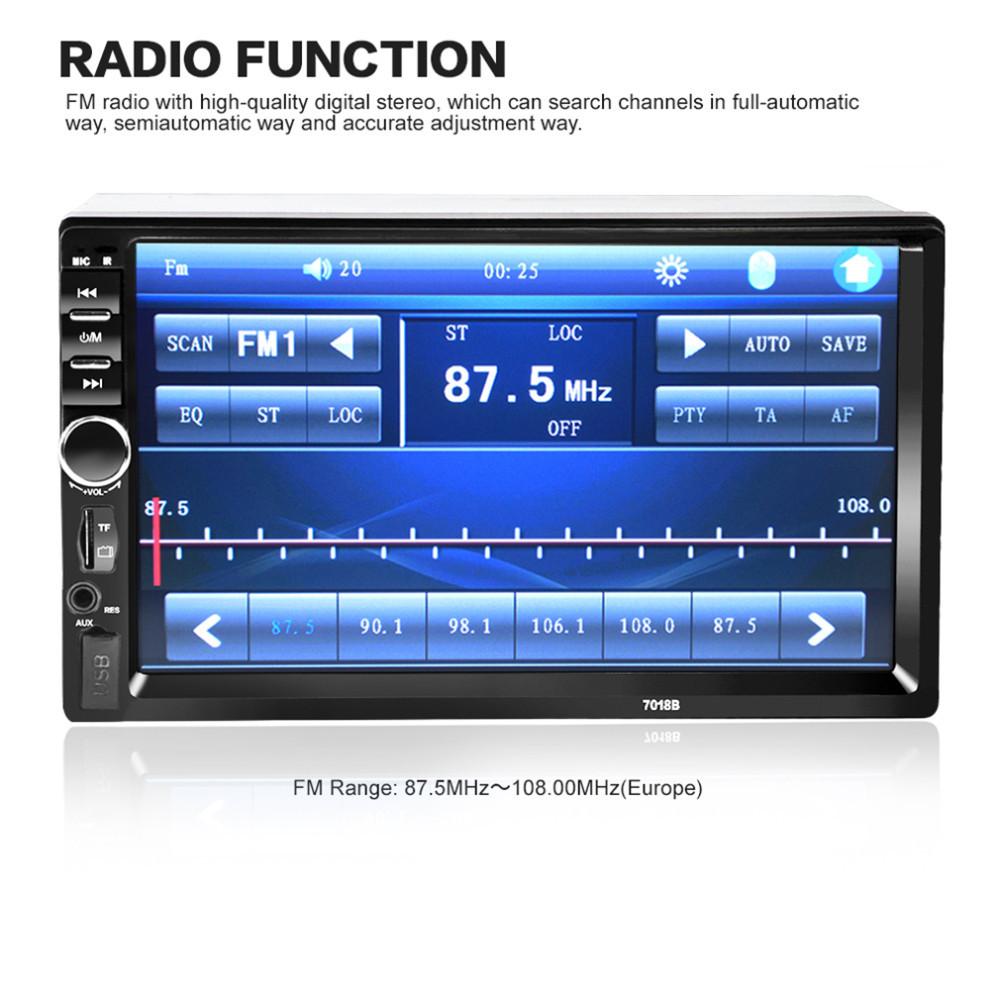 car mp5 player 7012b manual