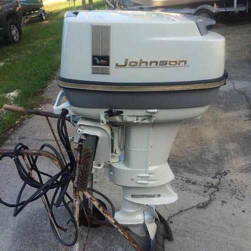 johnson 40 hp outboard motor manual