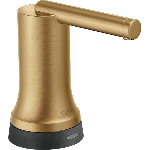 delta touch soap dispenser manual