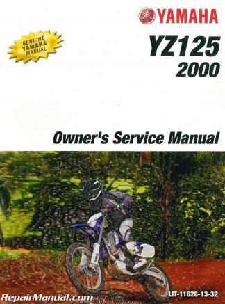 2004 rm 125 service manual
