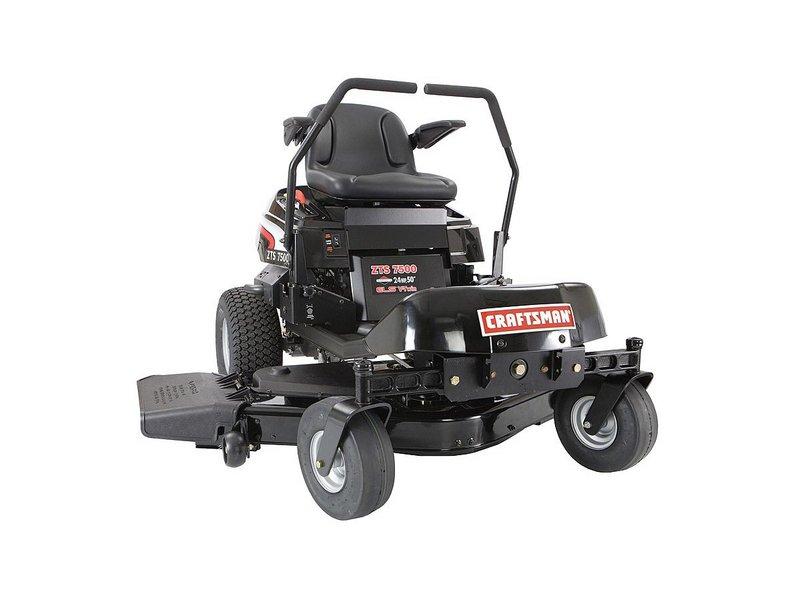 craftsman riding mower repair manual