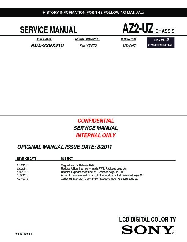 sony kdl 40ex710 manual pdf