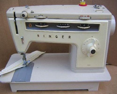 singer 522 sewing machine manual