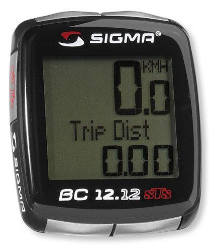sigma wireless bike computer manual