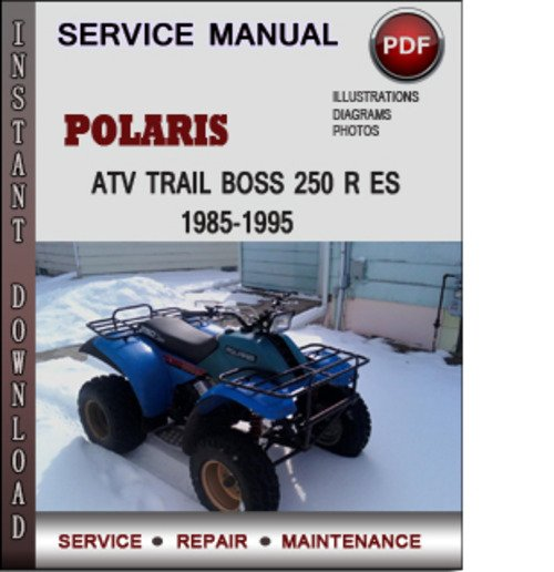 polaris trail boss 250 manual