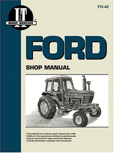 ford 5610 tractor manual download