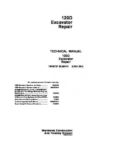 john deere 5510 service manual