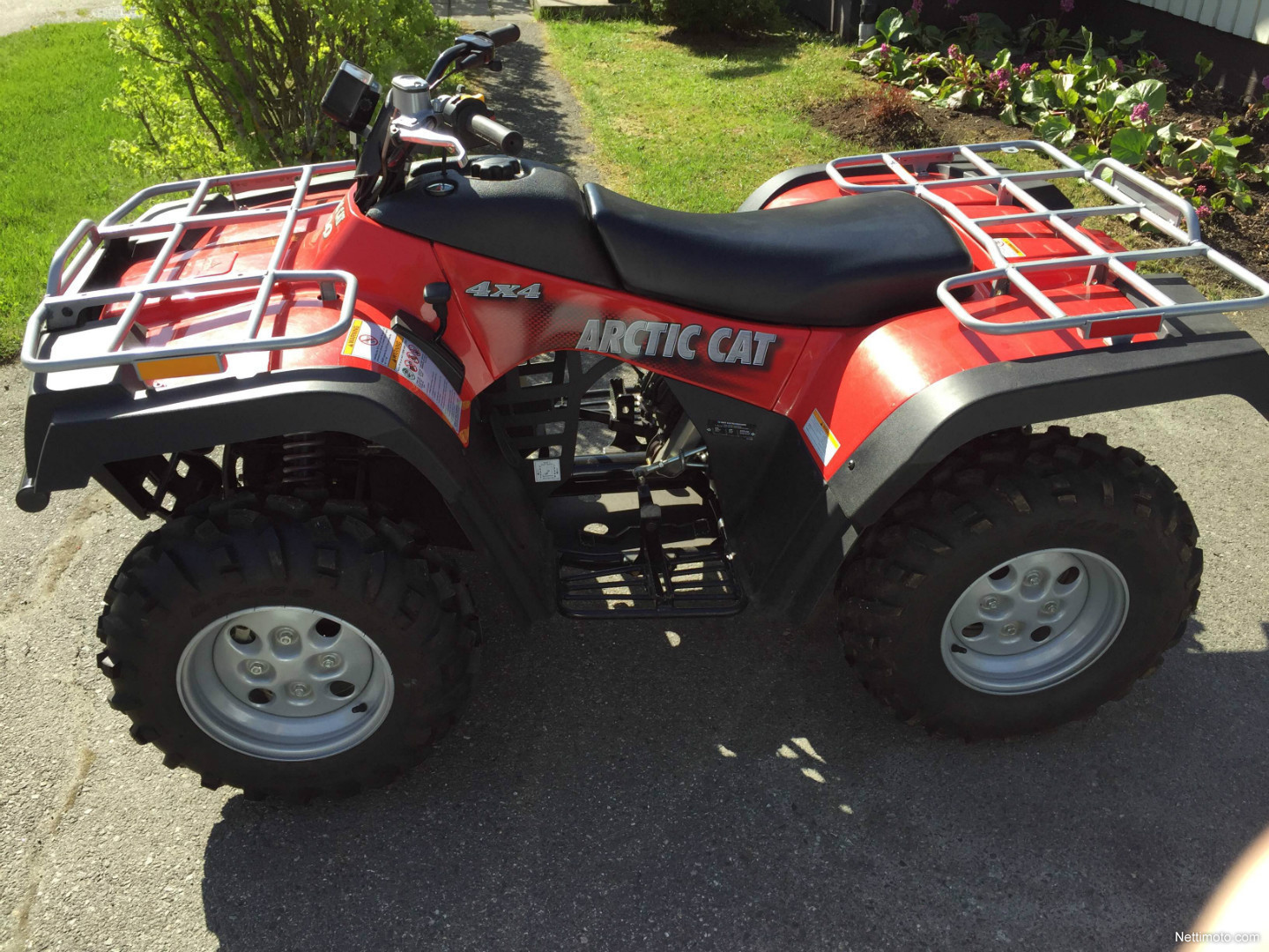 1998 arctic cat 300 4x4 manual