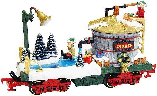holiday express animated train set user manual