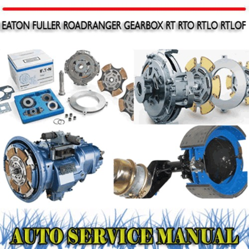 eaton fuller transmission service manual