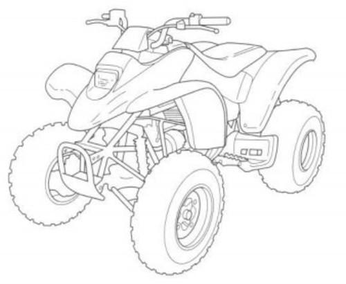 2001 honda trx250ex service manual pdf