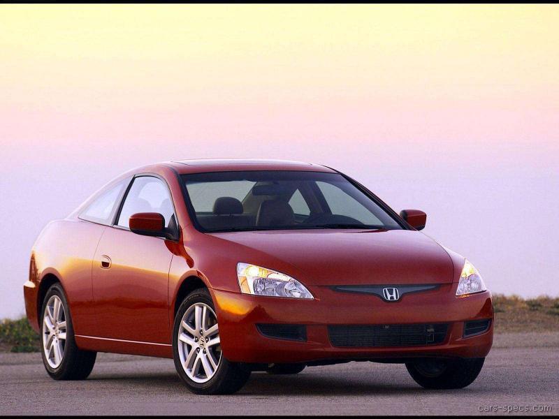 2003 honda accord coupe manual