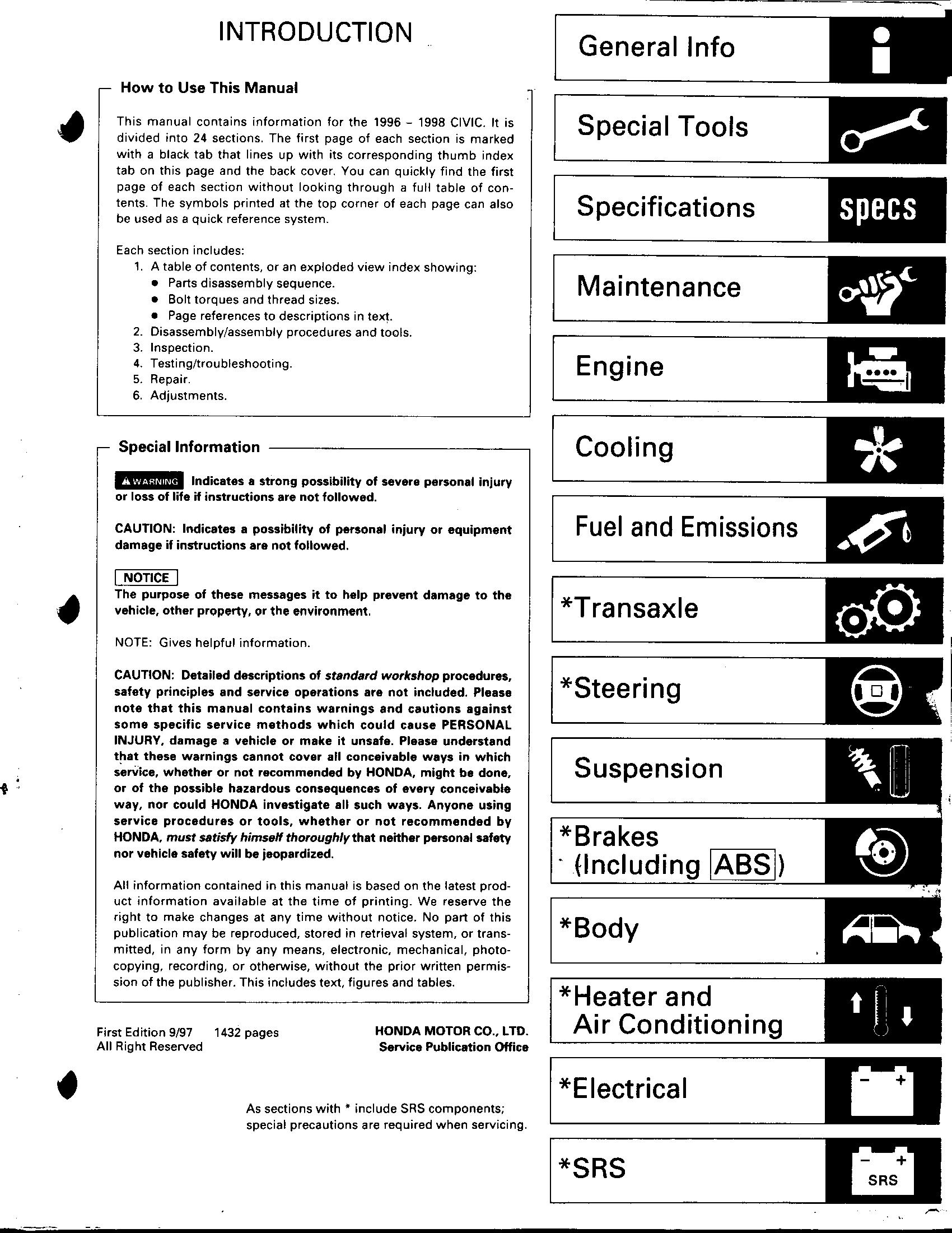 2004 toyota corolla service manual pdf