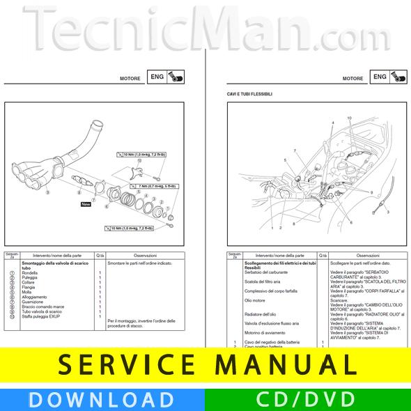 2004 yamaha r1 service manual