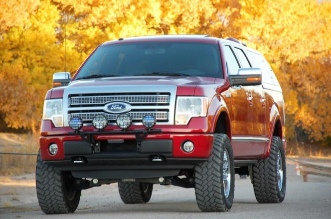 2013 ford f150 fx4 owners manual