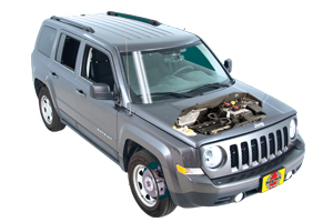 2013 jeep patriot repair manual