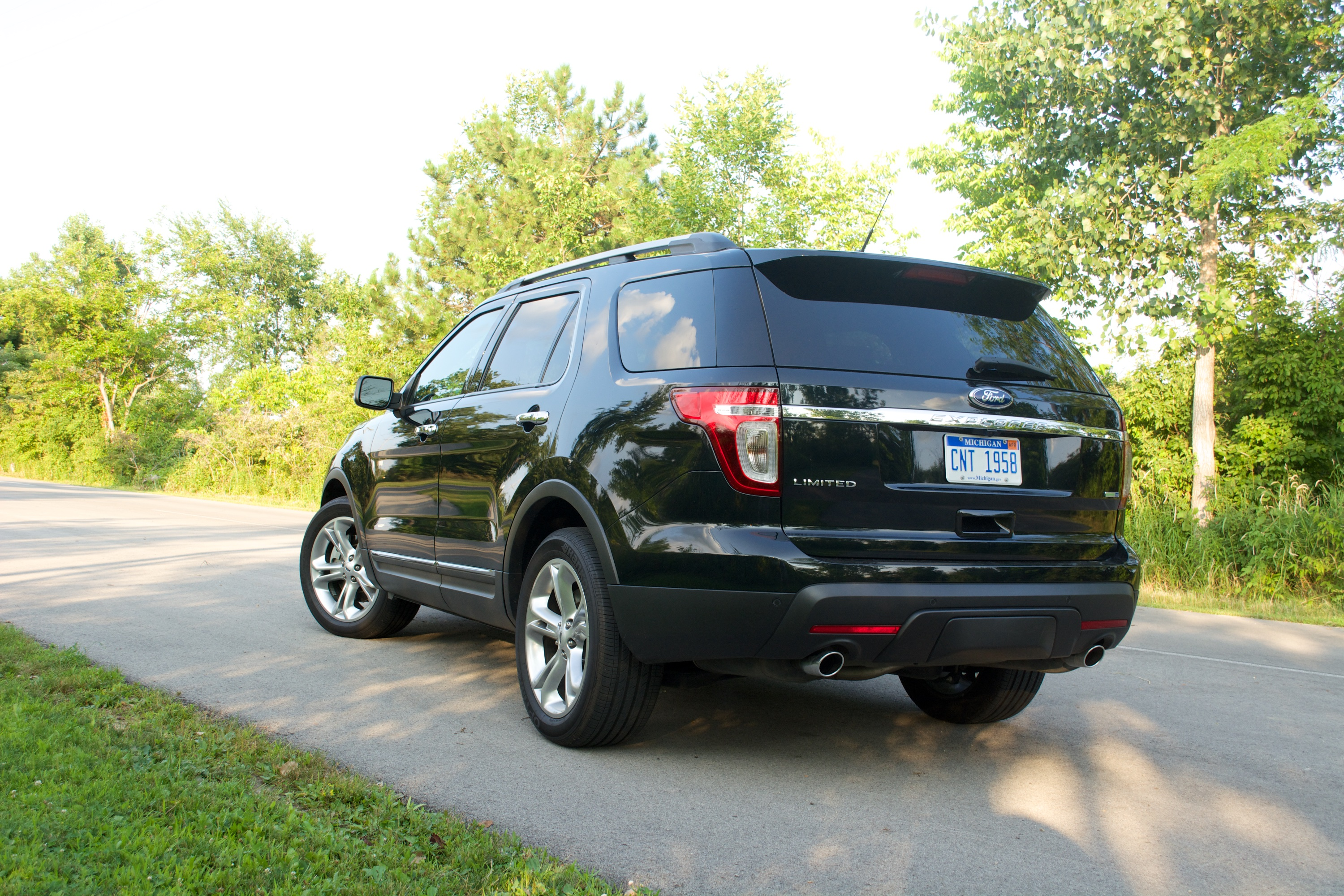 2014 ford explorer limited manual