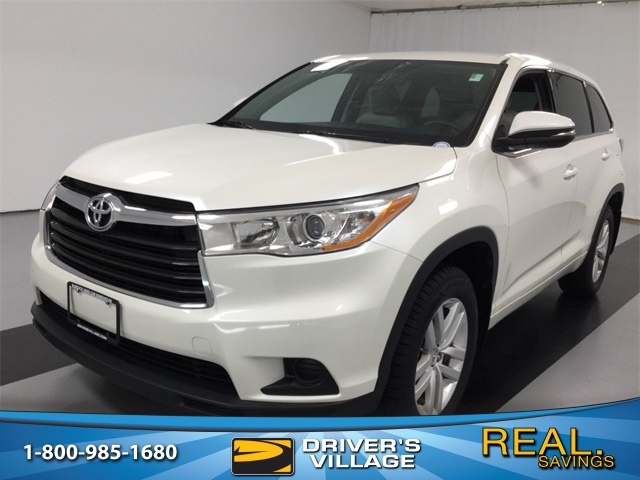 2014 toyota highlander owners manual