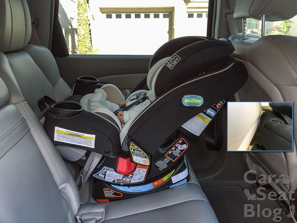 graco 4ever 4 in 1 car seat manual