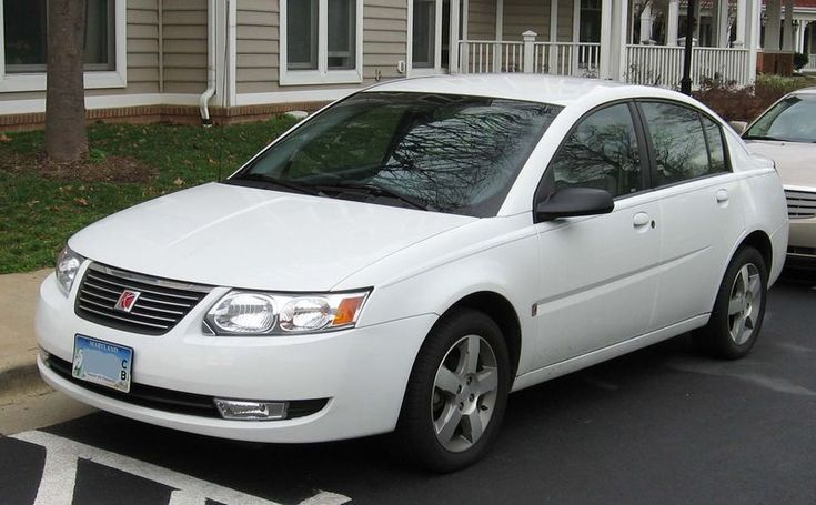 2005 saturn ion service manual