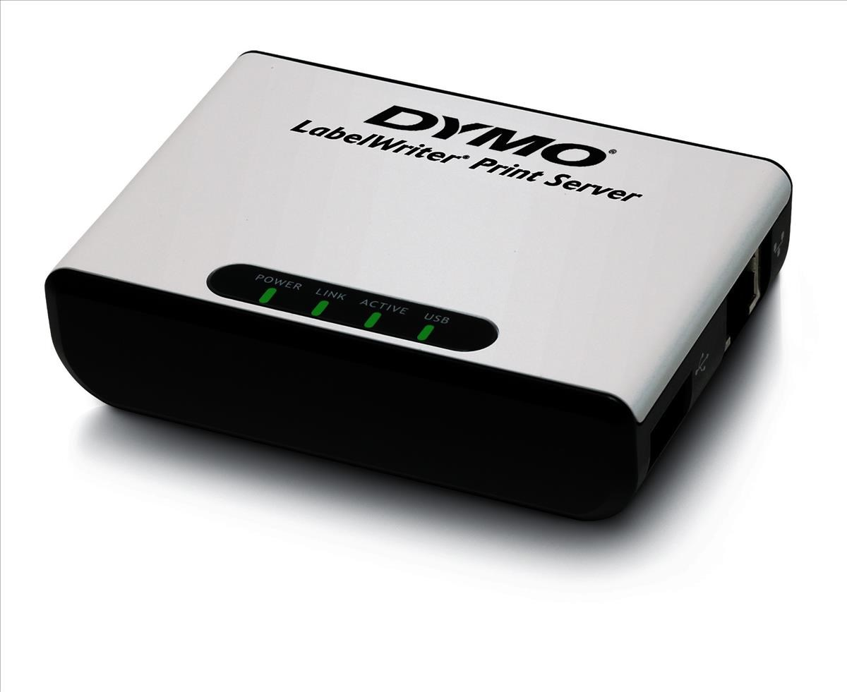 dymo labelwriter print server manual