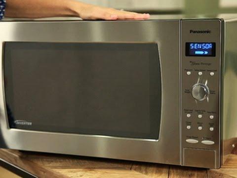 panasonic microwave nn sd997s manual