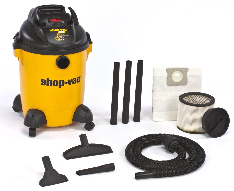 shop vac 10 gallon 4 hp manual