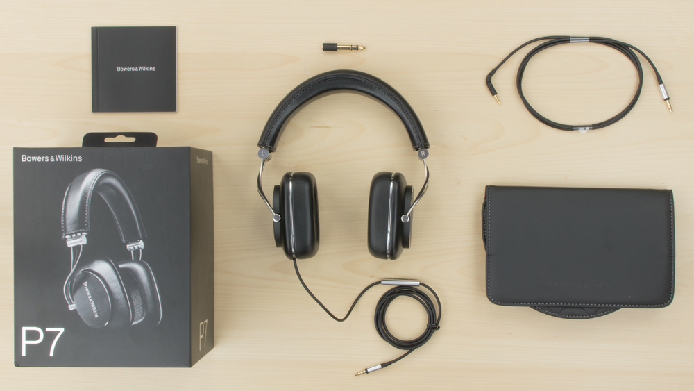 bowers and wilkins p7 manual