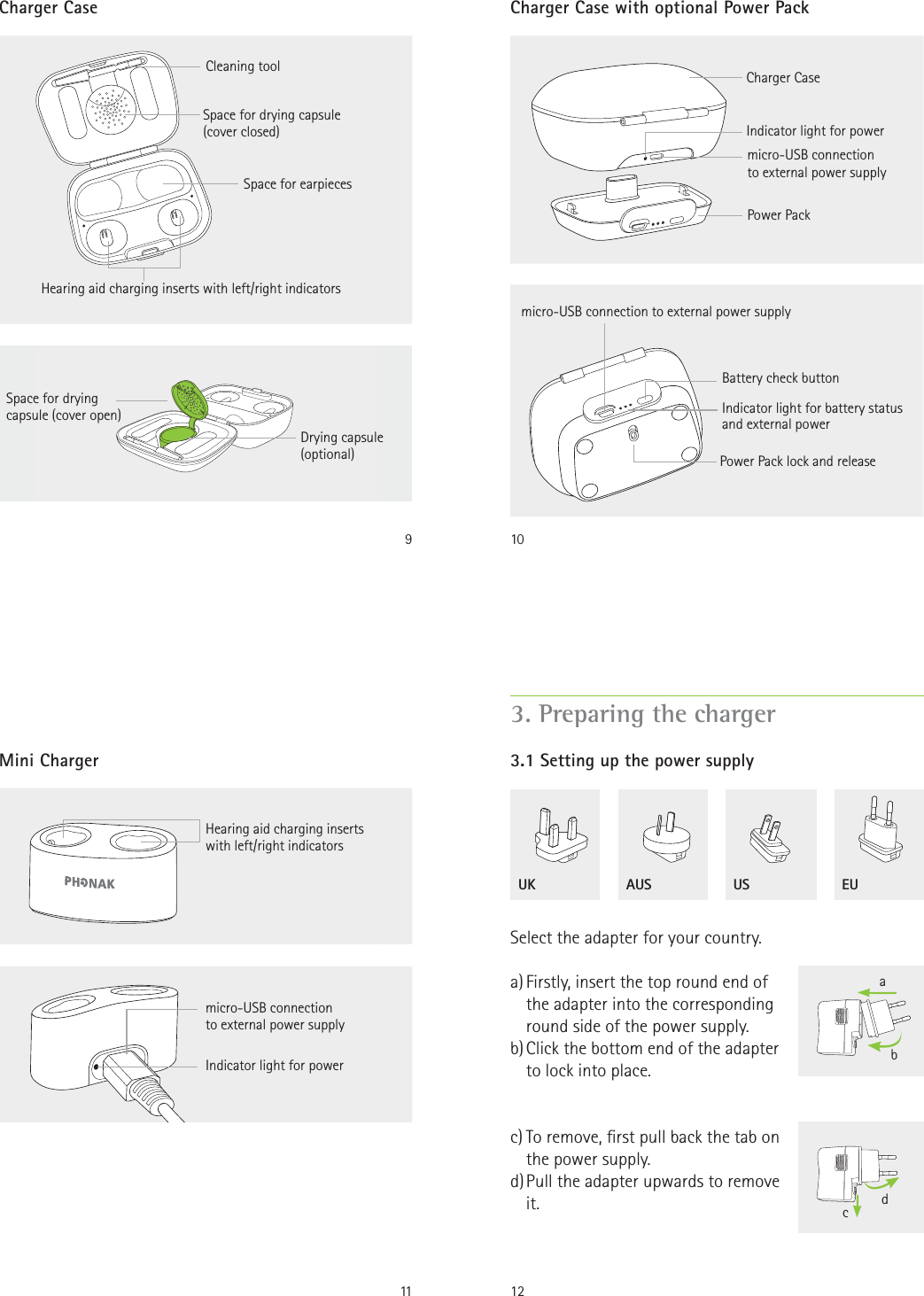 phonak audeo hearing aid manual