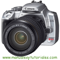 canon rebel xti manual free download