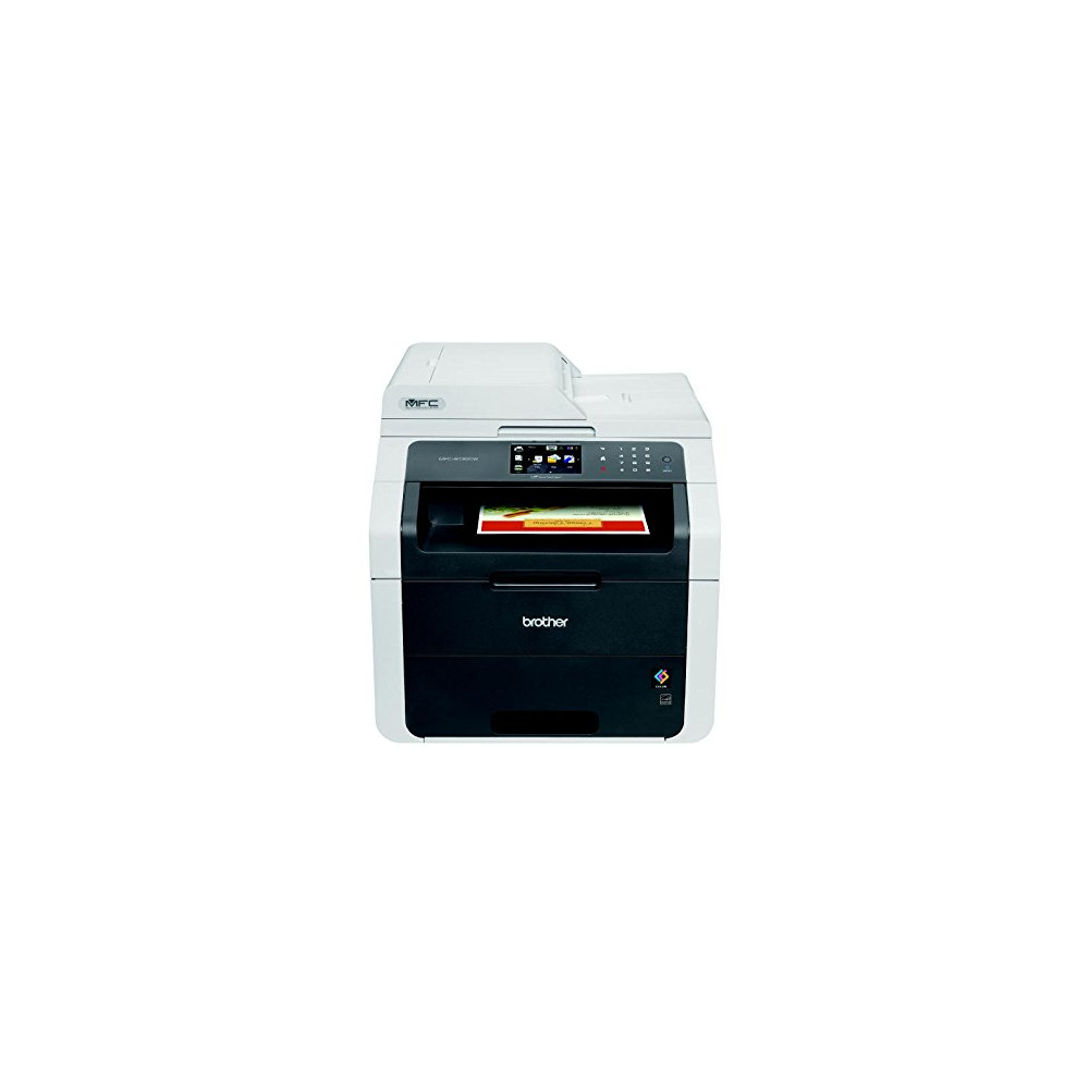 brother printer mfc 9130cw manual