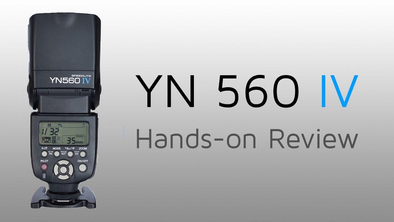 yongnuo yn 560 iv manual