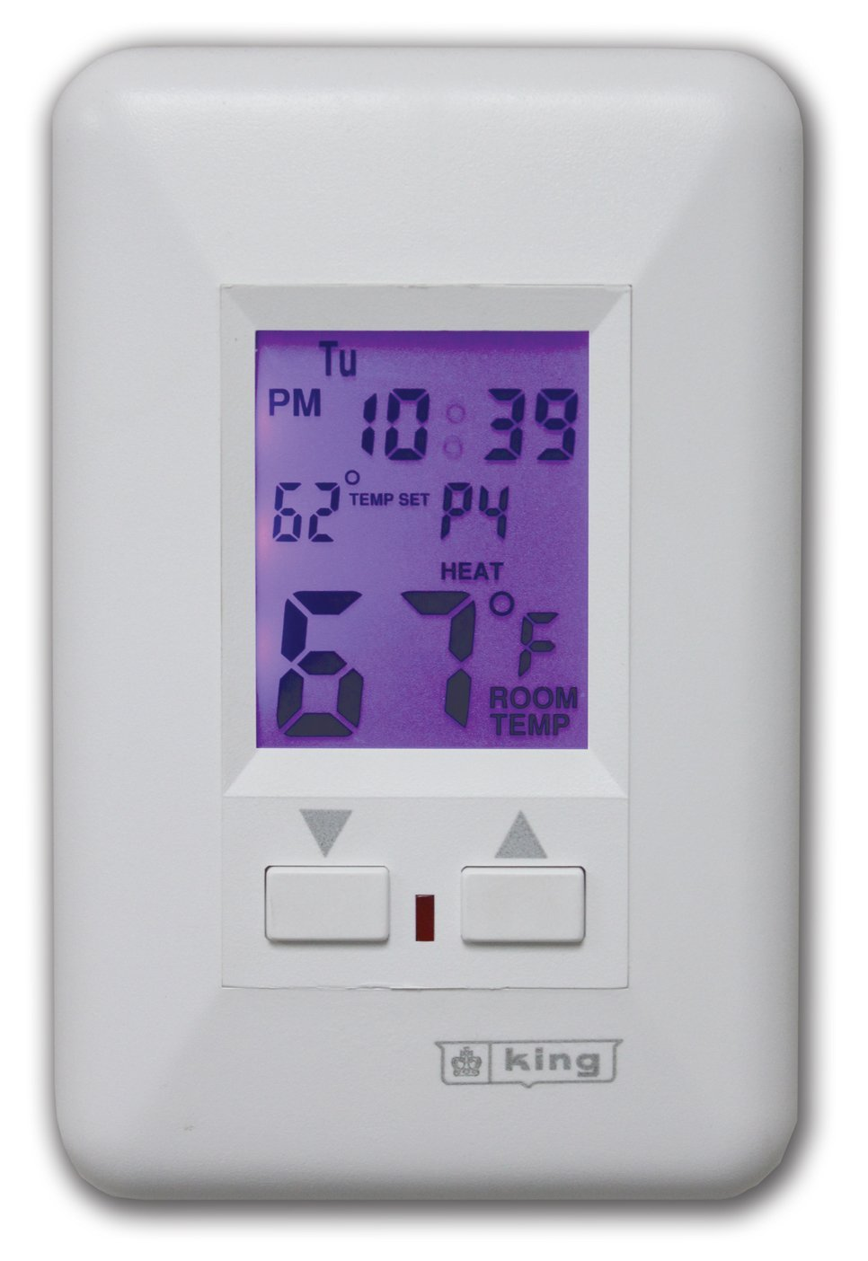 easy heat programmable thermostat manual