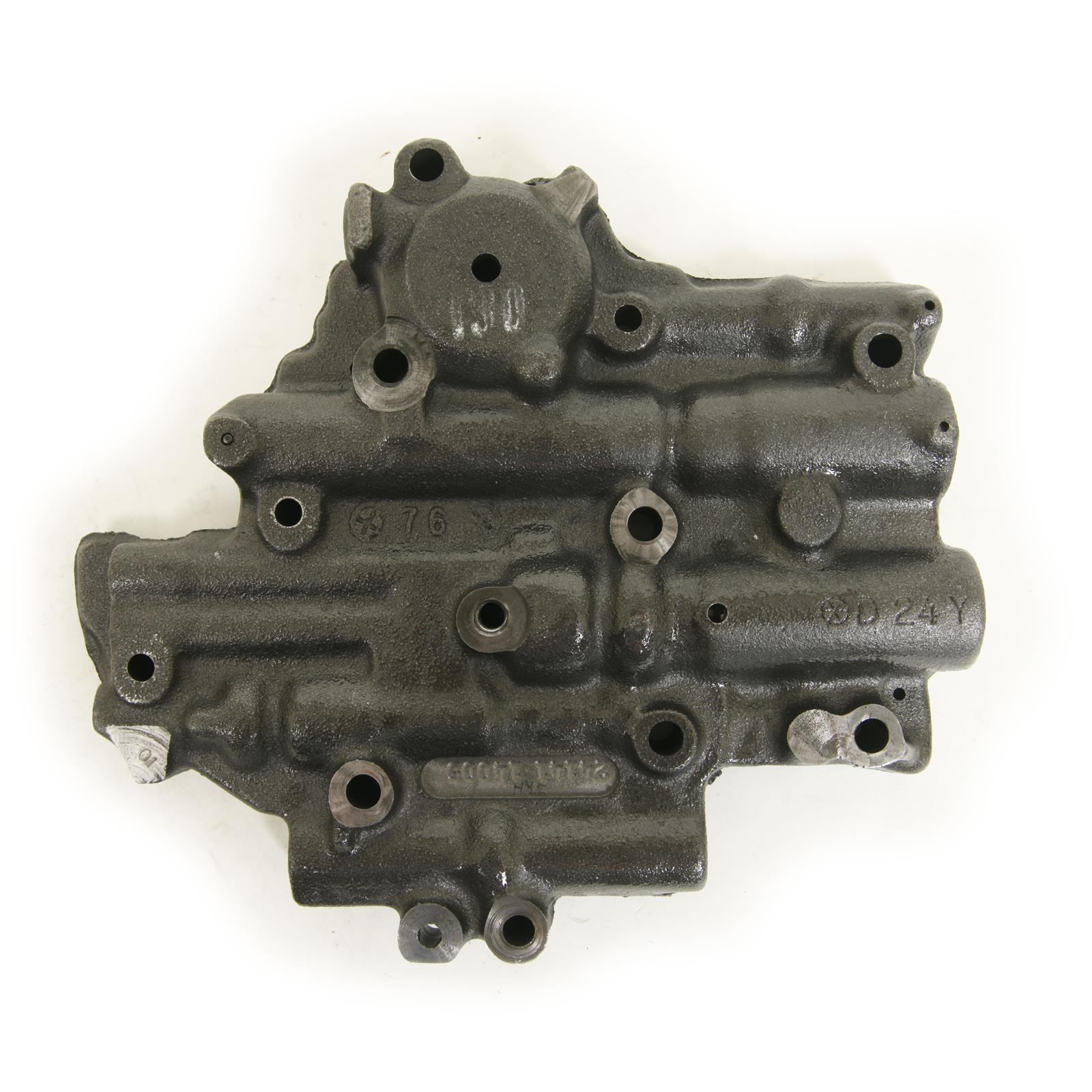 what is a manual valve body