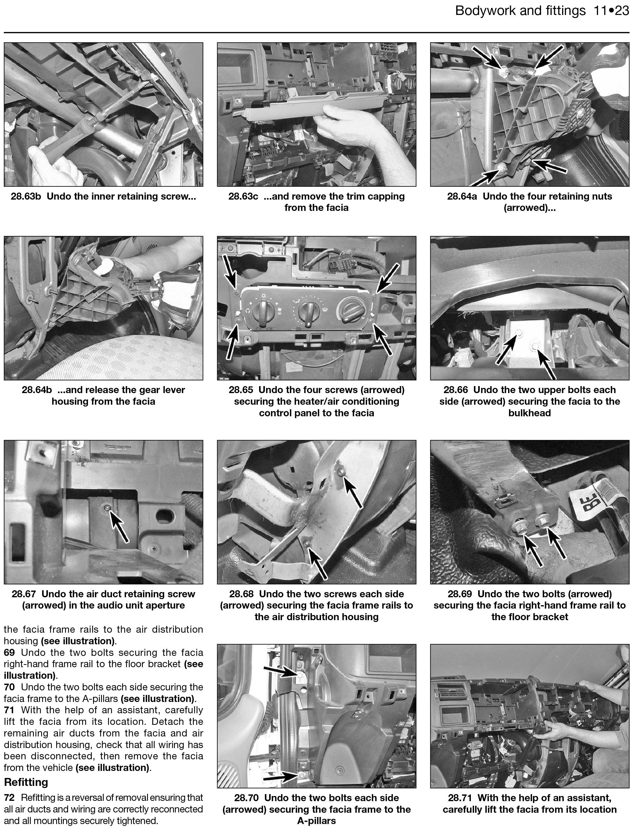 ford transit owners manual free pdf