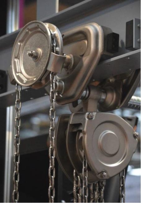 kito electric chain hoist manual