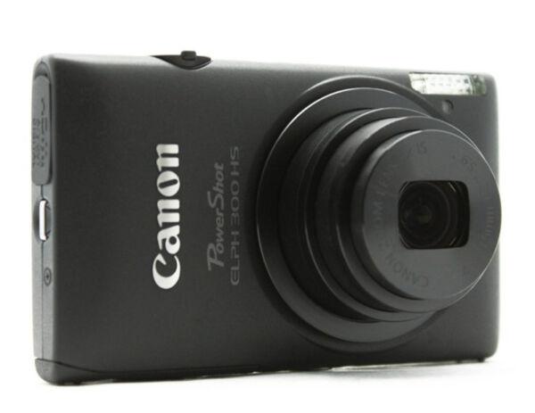 canon ixus 300 hs manual
