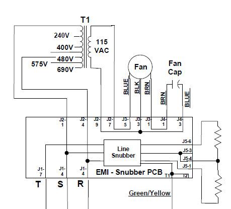 powerflex 70 user manual wiring