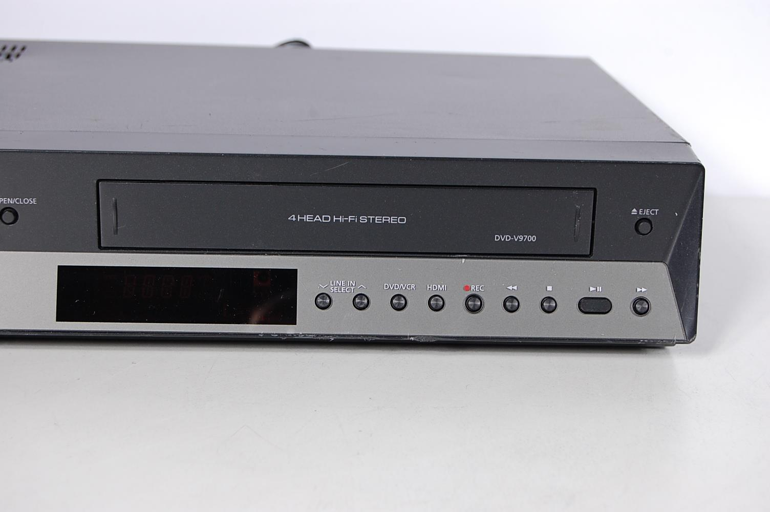 samsung dvd vhs recorder manual