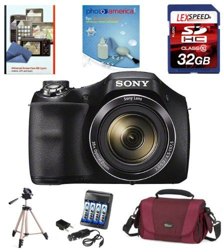 sony cyber shot dsc h300 manual
