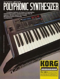 korg poly 800 ii manual