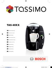 bosch tassimo t20 instruction manual