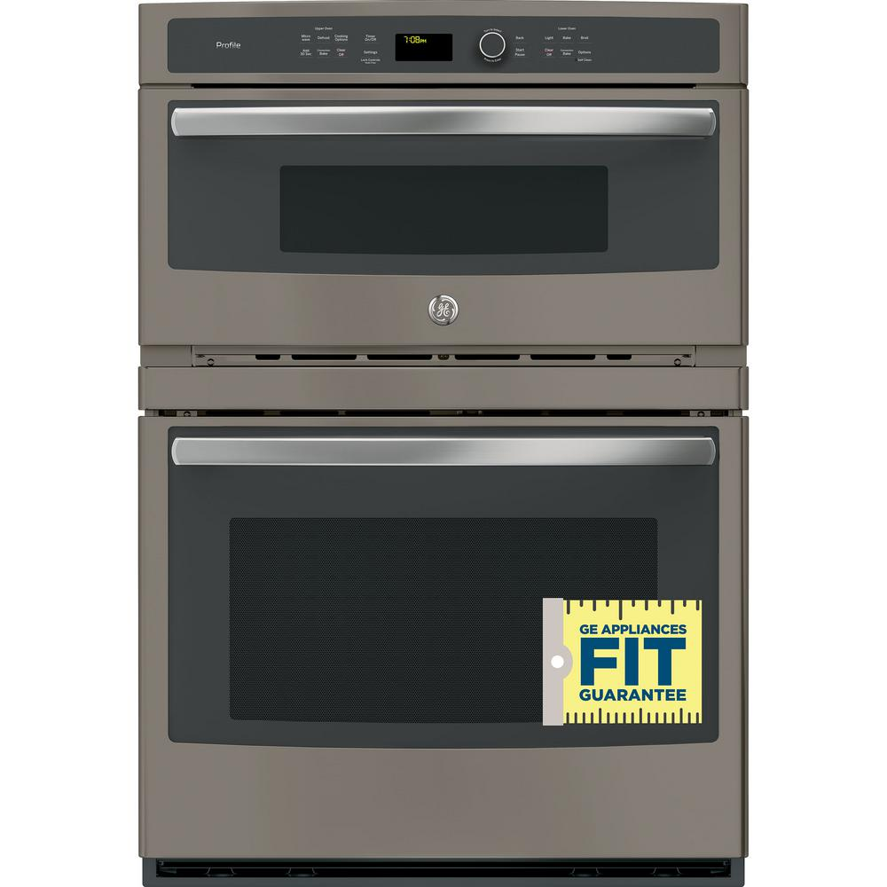 ge cafe double wall oven manual