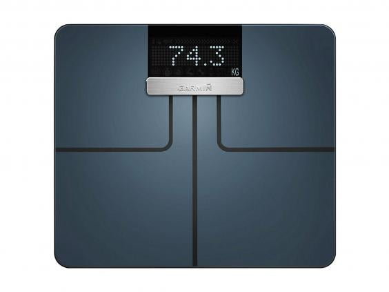 garmin index smart scale user manual