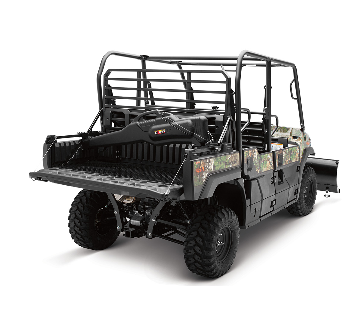 kawasaki mule pro fxt owners manual
