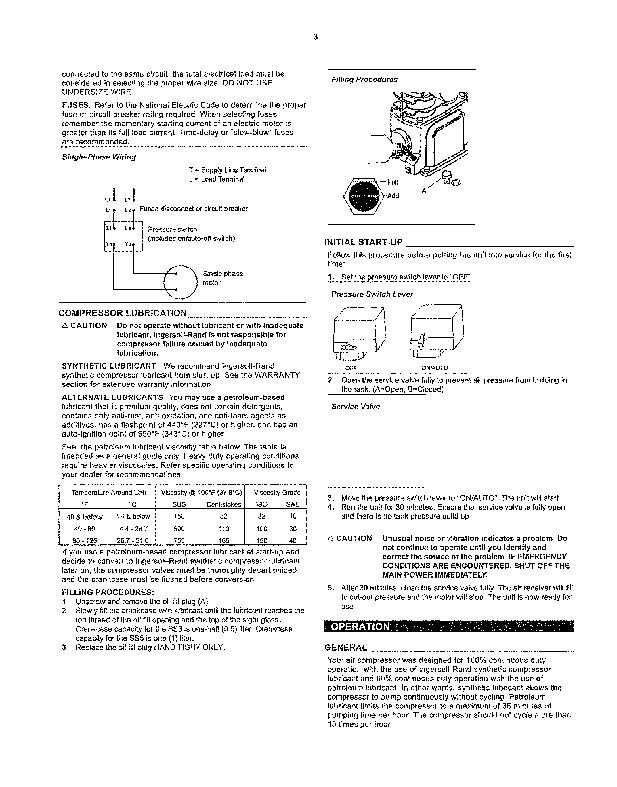 ingersoll rand d42in dryer manual