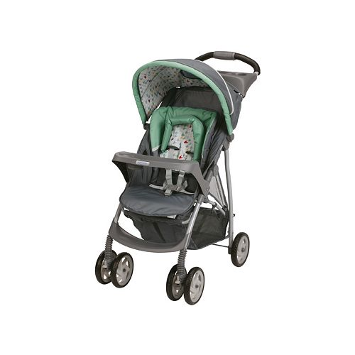 graco literider click connect stroller manual