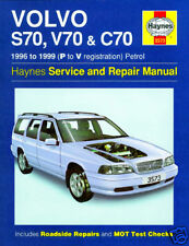 1998 volvo s70 owners manual
