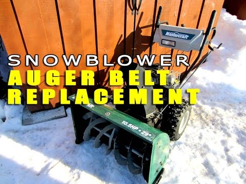 craftsman 5hp 22 snowblower manual